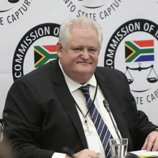Law firm 'appalled' that former partner implicated in state capture testimony 3c8bd78267274b7497566abb7cf86e7c 320x320