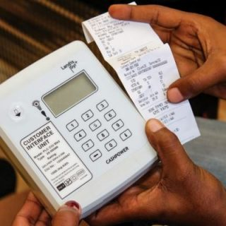 #DYK:  Prepaid meters can be registered at an Eskom site office with the ID numb… 48912168 2579389875421074 802224424022441984 n 320x320