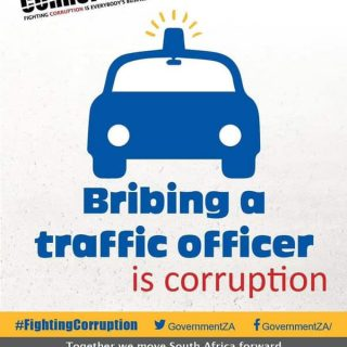 Report traffic Corruption: 0861 400 800 49452234 2018323534916427 6855409214831984640 n 320x320