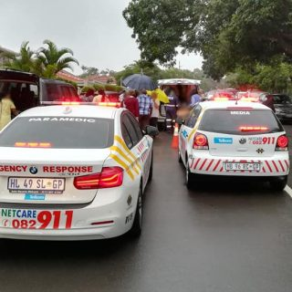 KwaZulu-Natal: At 16H43 Thursday afternoon Netcare 911 responded to reports of a… 50620555 2144257915595333 4950072979712114688 n 320x320