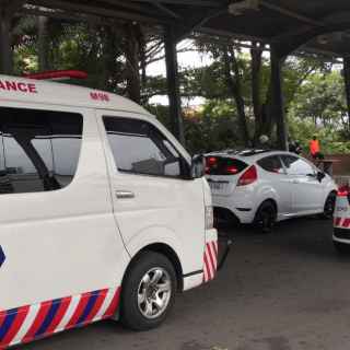 [AMANZIMTOTI] – Shooting at taxi rank leaves one injured. – ER24 AMANZIMTOTI     Shooting at taxi rank leaves one injured