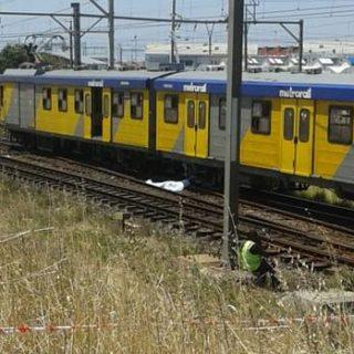 Boy dies after being hit by a Metrorail train | Cape Argus Boy dies after being hit by a Metrorail train