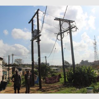 Power theft puts lives at risk | South Coast Herald IMG 8955 22434 320x320
