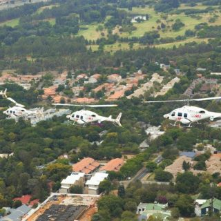 Gauteng Helicopter Emergency Medical Services: Multiple helicopters have been ac… 50962673 2155444494476675 813299512591253504 o 320x320