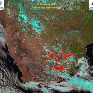 Afternoon satellite image (10 February 2019) – Showers and thundershowers observ… 51575827 964616817074975 9273143629709312 n 320x320
