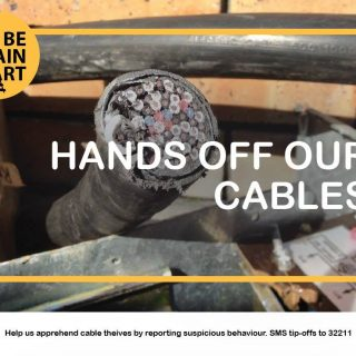 #BeTrainSmart Hands off our cables! #TrainTalk 52002806 3029813183710914 5275017303245717504 o 320x320