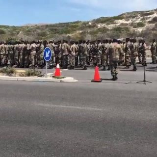 South African National Defense Force in action.   If this was a practice then wh… 52086364 590200674737830 6182572677761335296 n 320x320