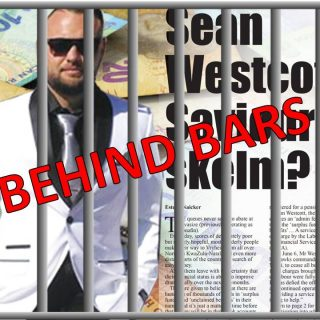 Tovasize / Donafin kingpin arrested in Vryheid this afternoon | Vryheid Herald SEAN BEHIND BARS 320x320