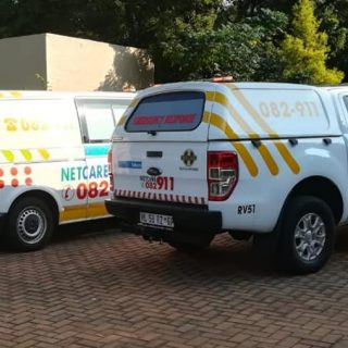 Gauteng: At 15H04 Saturday afternoon Netcare 911 responded to reports of a drown… 52874861 2199942166693574 673077626469875712 n 320x320