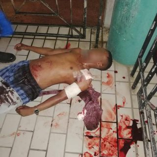 Man Stabbed During Bar Brawl: Tongaat – KwaZulu Natal  *Pictures are of a graphi… 53152870 2367528013265779 2746407367024312320 n 320x320