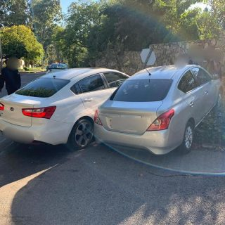Gauteng: A mother and child had sustained minor injuries in a collision between … 53184609 2195378957149895 7000808739863265280 n 320x320