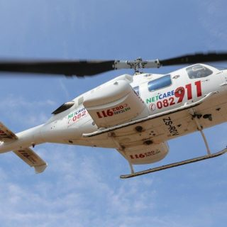 Gauteng Helicopter Emergency Medical Services: Netcare 2 a specialised helicopte… 53604359 2212146525473138 4032928901729615872 o 320x320