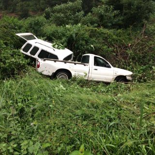 Three people sustained injuries ranging from minor to moderate following a singl… 53641285 2212884548772897 4808281197144702976 o 320x320