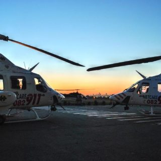 Gauteng Helicopter Emergency Medical Services: Netcare 1 a specialised helicopte… 55455371 2232054260149031 8731572485889196032 o 320x320