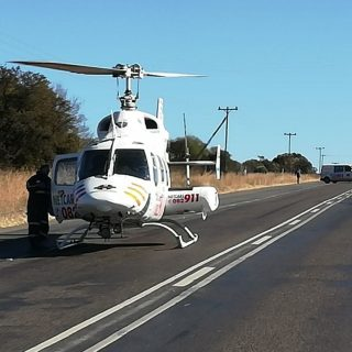 Gauteng Helicopter Emergency Medical Services: Netcare 1 a specialised helicopte… 55455374 2234990796522044 7720018189152681984 o 320x320