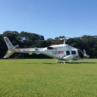 KwaZulu-Natal Helicopter Emergency Medical Services: Netcare 5 a specialised hel… 55504365 2236408243046966 7514436916649918464 o 320x320