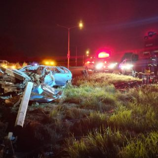 Gauteng: At 21H40 Sunday evening Netcare 911 responded to reports of a collision… 55551895 2232119593475831 7809871447605641216 o 320x320