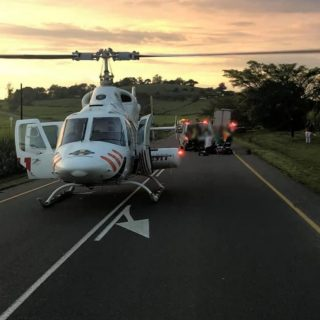 KwaZulu-Natal Helicopter Emergency Medical Services: Netcare 5 a specialised hel… 55669561 2230477723640018 3541586713241452544 o 320x320