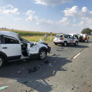 Gauteng: At 14H16 Wednesday afternoon Netcare 911 responded to reports of a coll… 55760077 2235341409820316 7176562770165366784 n 320x320