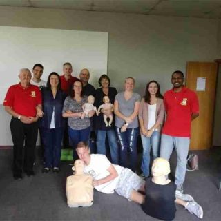 QRS gives free life-saving course | Roodepoort Record 55853697 1015591653 90982 320x320