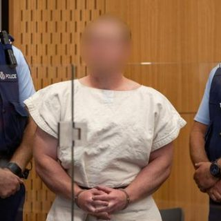 Extremist charged with murder over New Zealand mosque attack   IOL News Extremist charged with murder over New Zealand mosque attack 320x320