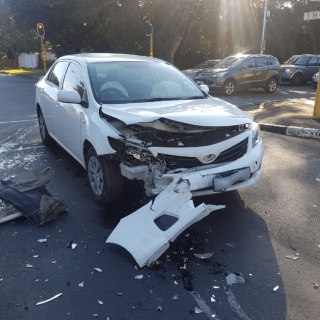 [LINDEN] – Three injured following two-vehicle collision. – ER24 LINDEN     Three injured following two vehicle collision
