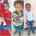 Missing Motherwell toddlers all found safe  The three boys who went missing from… Missing Motherwell toddlers all found safe The three boys who