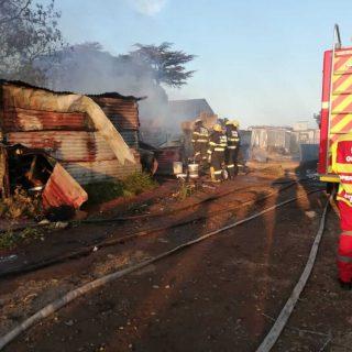 [ORLANDO] Shack fire at Mzimhlophe informal settlement – ER24 WhatsApp Image 2019 03 31 at 06