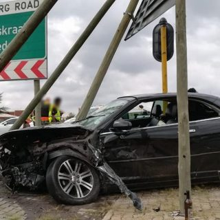 Gauteng: At 12H24 Tuesday afternoon Netcare 911 responded to reports of a collis… 55837810 2244420052245785 8955917306572046336 n 320x320