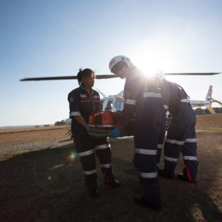 Gauteng Helicopter Emergency Medical Services: Netcare 2 a specialised helicopte… 56157769 2246849412002849 6160092784574332928 o 320x320