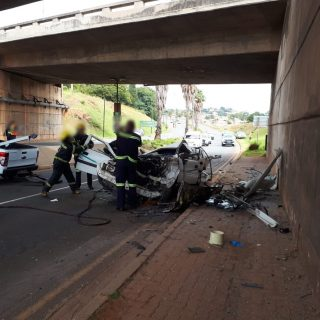Gauteng: At 08H15 Monday morning Netcare 911 responded to reports of a collision… 56237446 2242929965728127 407749459049447424 o 320x320