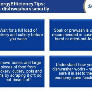 Tips on how to use dishwashers smartly. #EnergyEfficiencyTips 56242652 2746837412009652 4966371199484428288 n 320x320