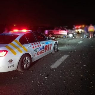 Gauteng: At 21H21 Saturday night Netcare 911 responded to reports of a collision… 56380122 2251523508202106 8174482607321382912 o 320x320