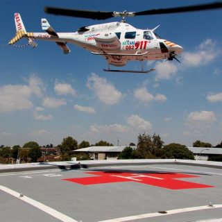Gauteng Helicopter Emergency Medical Services: Netcare 2 a specialised helicopte… 56398245 2247405178613939 2653620856361582592 o 320x320