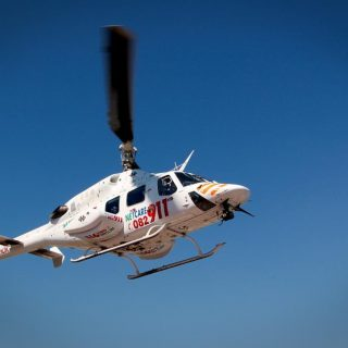 Gauteng Helicopter Emergency Medical Services: Netcare 1 a specialised helicopte… 56480352 2257637797590677 6313919636735787008 o 320x320