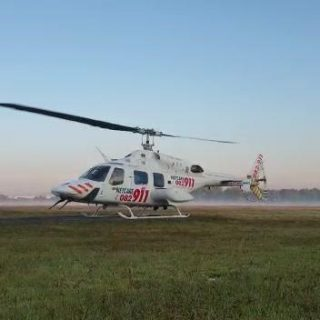 Gauteng Helicopter Emergency Medical Services: Netcare 1 a specialised helicopte… 56564553 2158126964273549 1473542720218726400 n 320x320