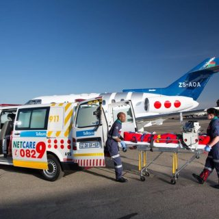 Angels Over Africa: A Netcare 911 air ambulance with Doctor and Paramedic has be… 56664689 2257353340952456 616472994050473984 o 320x320