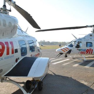 Gauteng Helicopter Emergency Medical Services: Netcare 2 a specialised helicopte… 56816054 2247235885297535 1833685975780294656 o 320x320