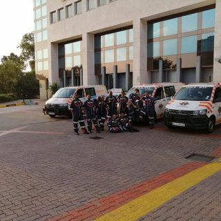 Crew from Netcare Garden City Hospital, Netcare Milpark Hospital and Netcare Lin… 57064290 2262488513772272 4890737168999251968 n 320x320