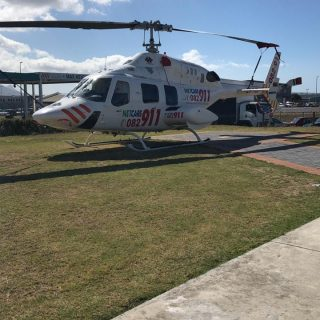 Western Cape Helicopter Emergency Medical Services: Netcare 6 a specialised heli… 57467823 2265354666818990 5859250108108898304 o 320x320