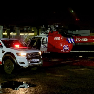 The ER24 Oneplan Helicopter were kept very busy this past Easter weekend, respon… 57614941 2262555927139092 3379771376528261120 o 320x320