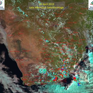 Late Afternoon satellite image (24 April 2019) – Showers and thundershowers obse… 57649222 1005624042974252 4807120473643024384 n 320x320