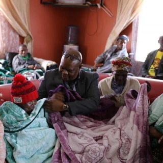 Blankets donated to Lapa La Botlhe Aged Care Centre in Mafikeng as part of our W… 58382055 2183418955073550 3759758300120350720 n 320x320
