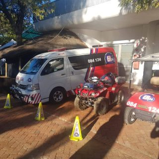 ER24 on standby at the Bloem Show 2019. Around 120 000 people are expected to at… 58384264 2268905833170768 7874797970003066880 o 320x320