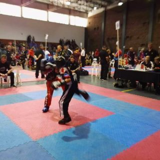 The South African Kickboxing Championship was held in Oudtshoorn this weekend an… 58576595 2270877129640305 1648546097611669504 o 320x320