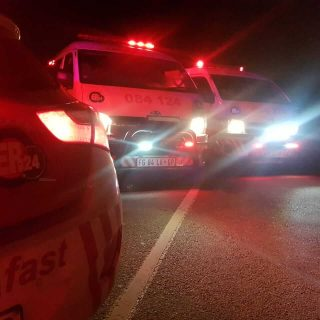 [BROMHOF] – Pedestrian left seriously injured following collision. – ER24 BROMHOF     Pedestrian left seriously injured following collision 320x320