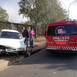 [GAUTENG] Three pedestrians injured in two separate incidents – ER24 GAUTENG Three pedestrians injured in two different incidents 1 320x320