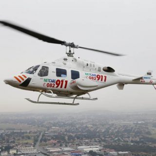 Success for newly launched Netcare 911 HEMS pic 2 320x320