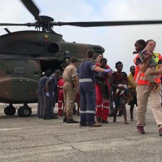 SA rescue team receives UN accolade for heroics in Mozambique cyclone saresueteam