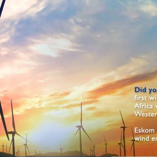#DYK the first wind farm in sub-Saharan Africa was Klipheuwel in the Western Cap… 59051896 2793949580631768 84694568938766336 o 320x320